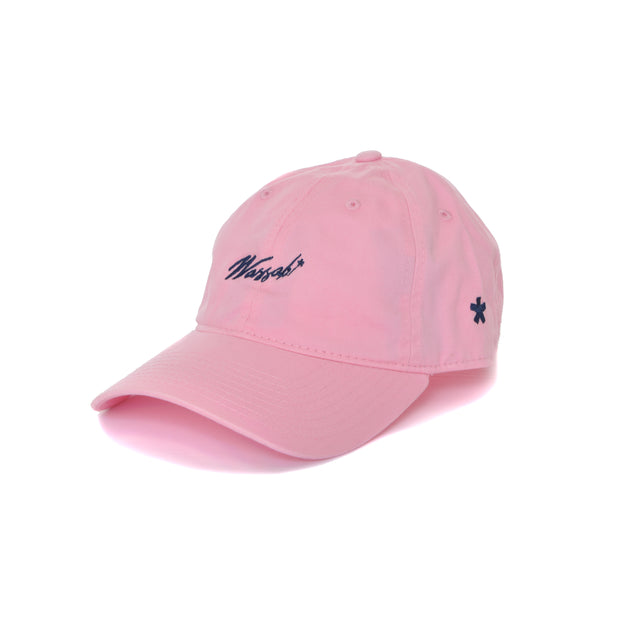 Wassabi Dad Hats - Pink