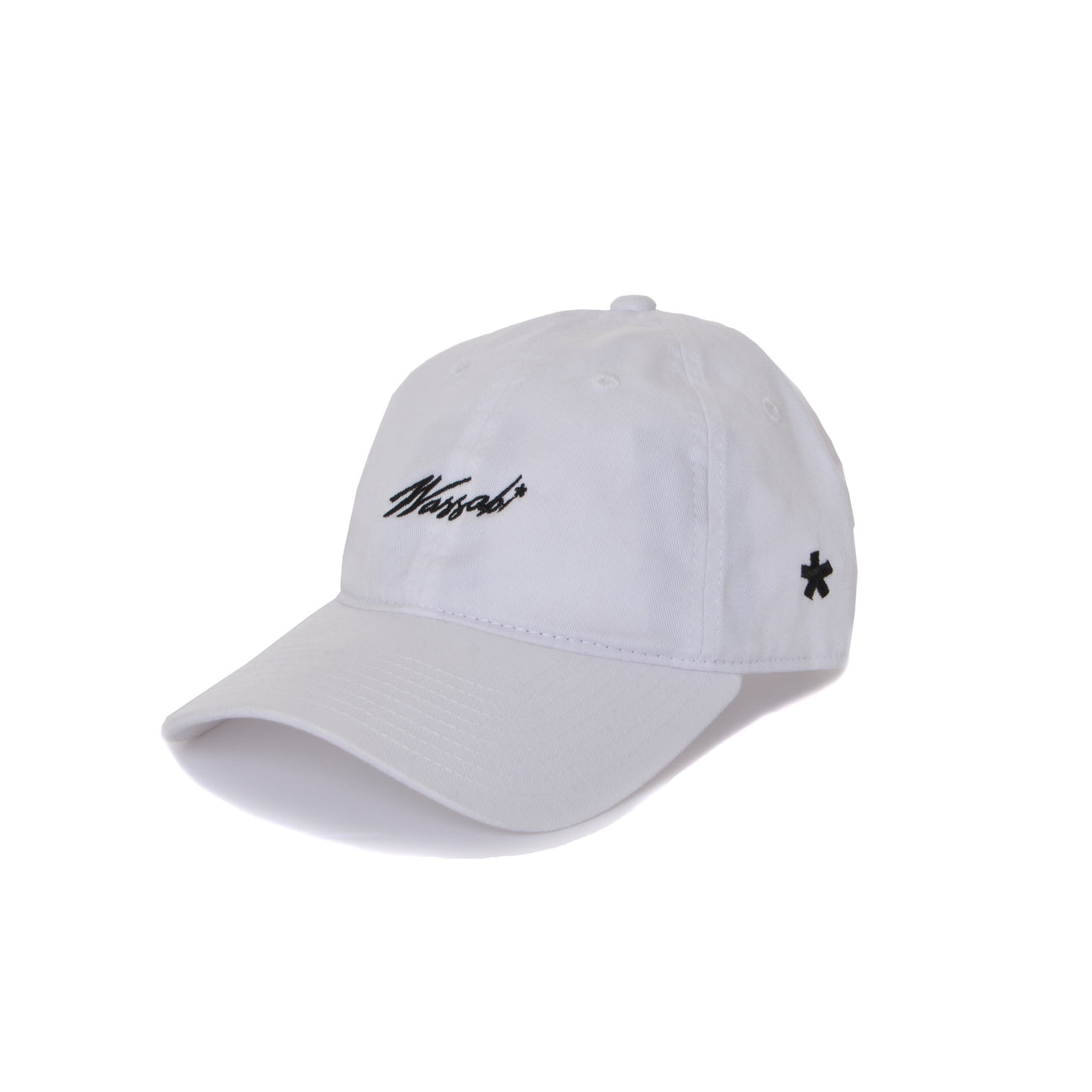 Wassabi Dad Hats - White