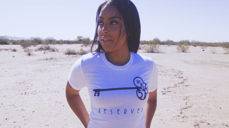 """Reserved"" Unisex Tee"