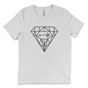 """Experiential"" Women's Deep V Tee"