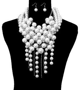 Chunky But Funky Pearls