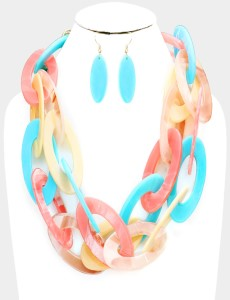 Double The Fun Links - Multicolor