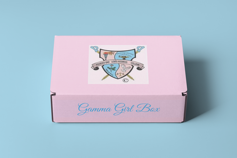 Gamma Girl Subscription Box (Pre-Order) - Next Box Ships March 16th!