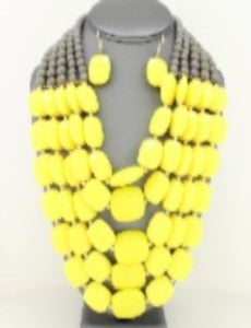 Lemon Drops Beads