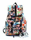 Becoming Magazine Backpack - Color