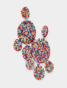 Candy Coated Earrings