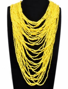 Beads Sensation - Yellow