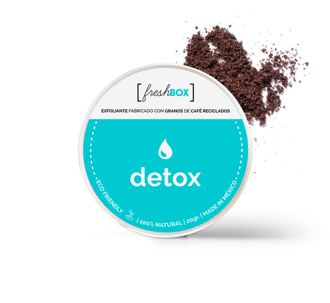 Detox Coffee Scrub Mini