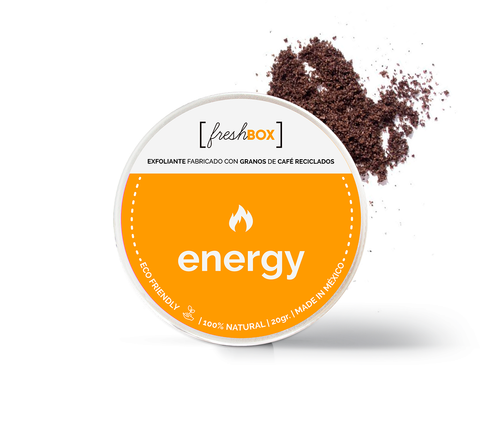 Energy Coffee Scrub Mini