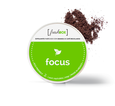 Focus Coffee Scrub Mini