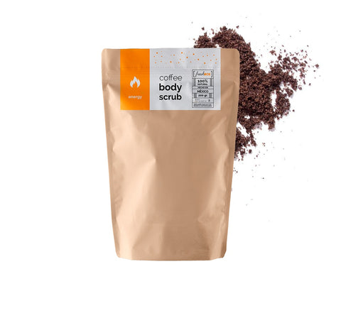 Coffee Scrub - Energy Coffee Scrub