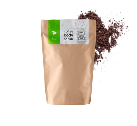 Coffee Scrub - Focus Coffee Scrub