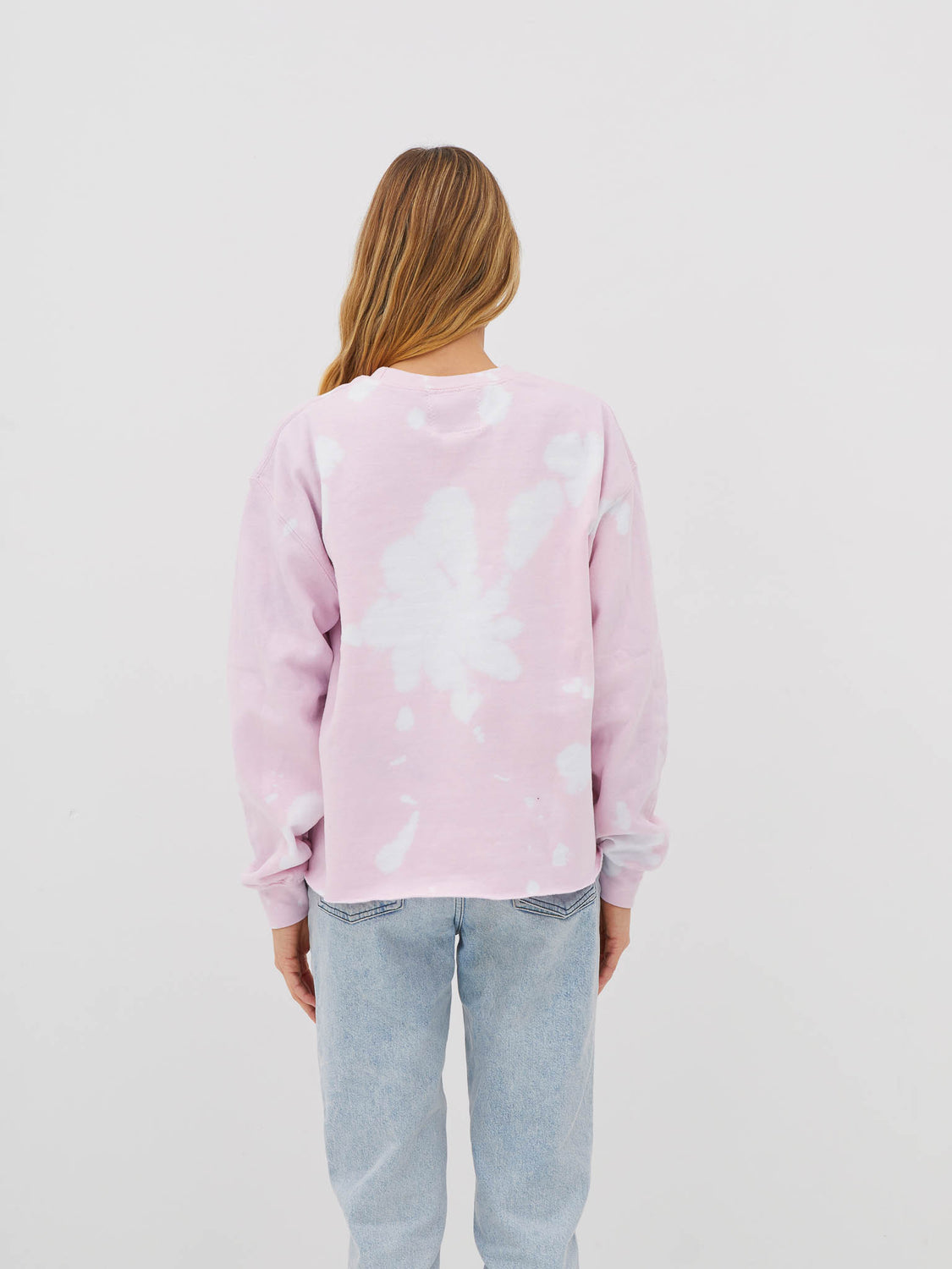 Pink Clouds Sweatshirt