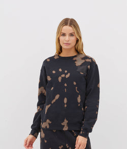 Black Dye Sweatshirt