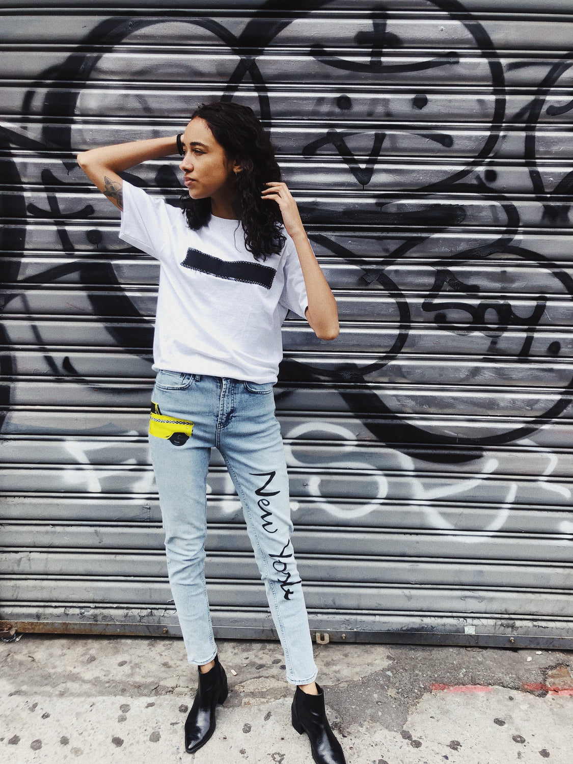 New York Minute Jean