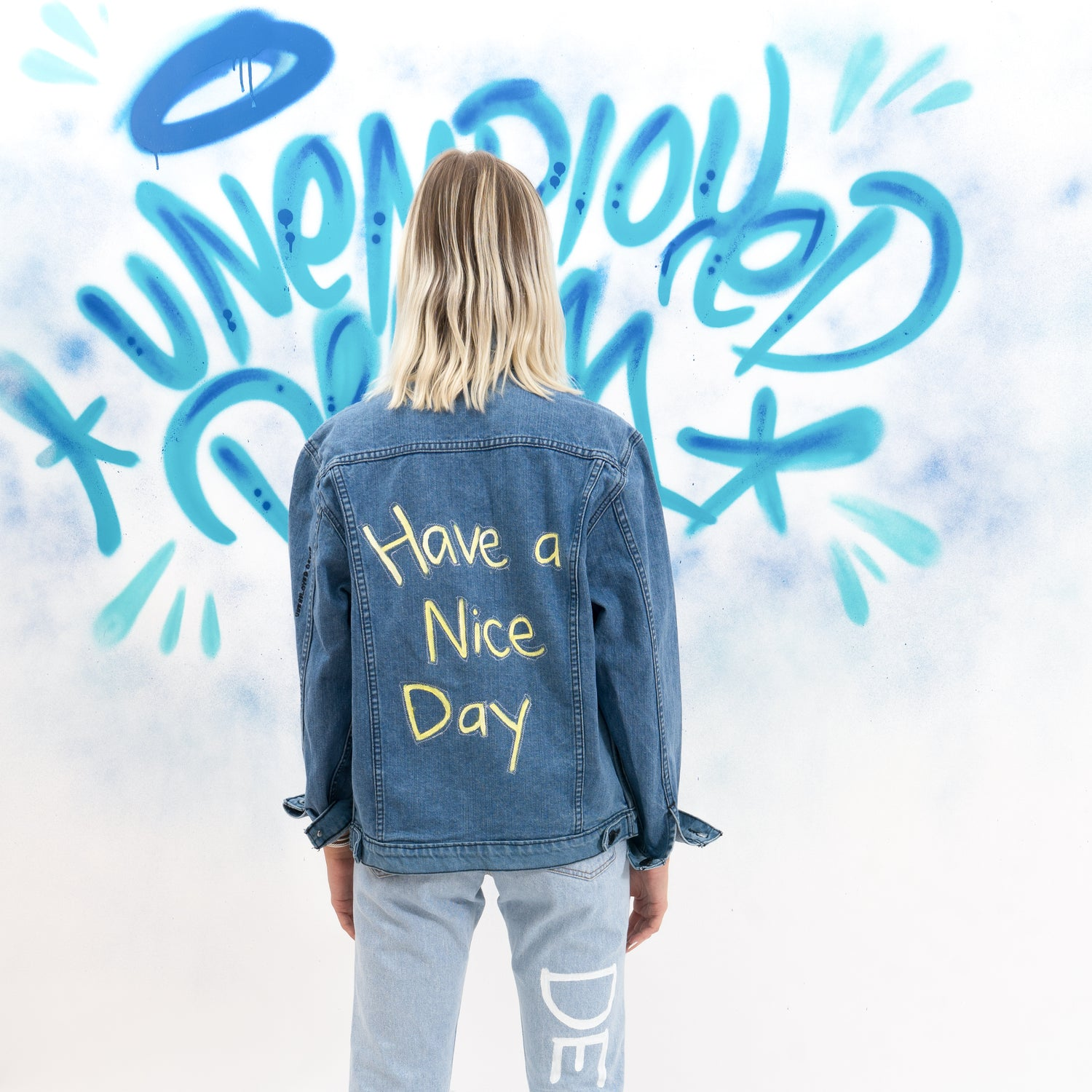 Have a Nice Day Jacket