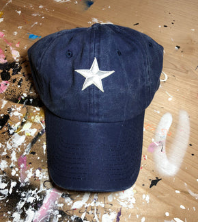 White Star Hat
