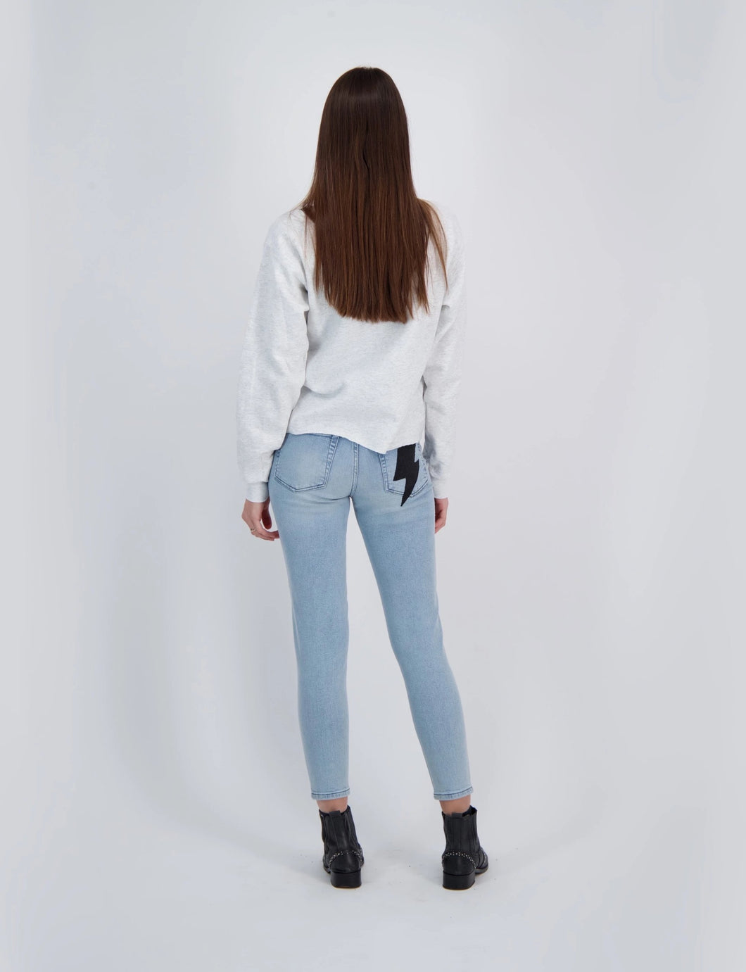 Denim Bolt Jean