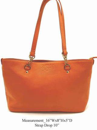 Genuine Leather Shoulder bag - R&M BOUTIQUE