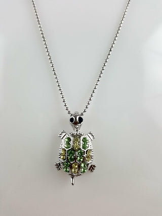 Tarnish Resistant Turtle Necklace - R&M BOUTIQUE