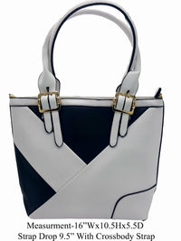 White Shoulder Bag - R&M BOUTIQUE