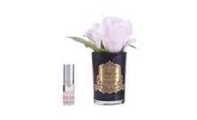 Load image into Gallery viewer, PERFUMED NATURAL TOUCH ROSE BUD - BLACK - FRENCH PINK - GMRB46
