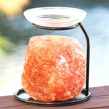 Load image into Gallery viewer, Himalayan Salt Oil Burner