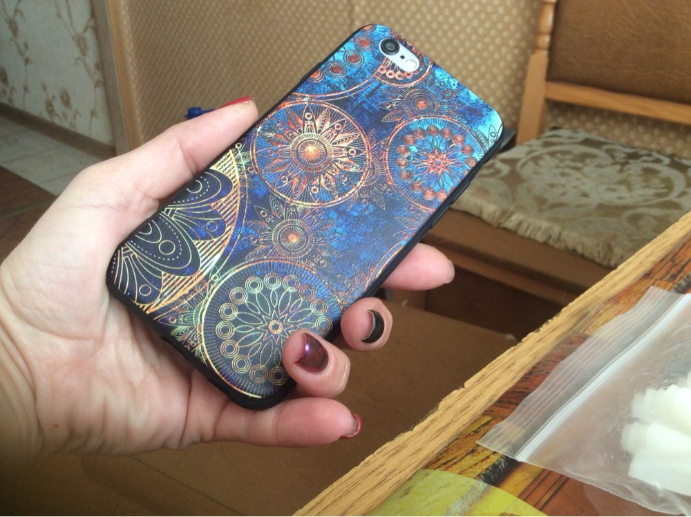 Mystic Pattern Case for iPhone from Pauline