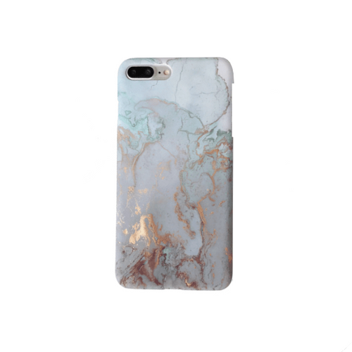 Gold Marble Goddess Case for iPhone®