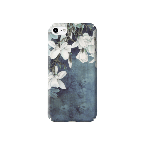 White Orchid Case for iPhone®