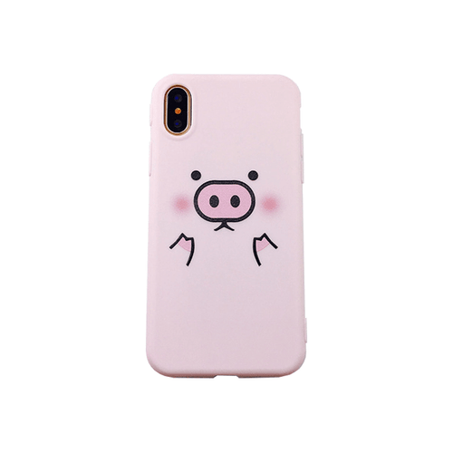 Little Piggy Case for iPhone® X