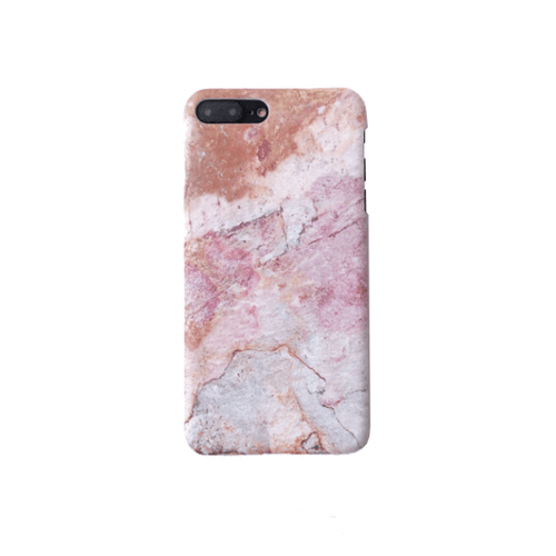 Peach Goddess Marble Case for iPhone®