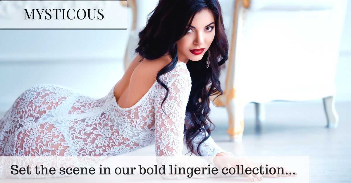 The world's best exotic lingerie. The sexiest panties and costumes. The most beautiful designs. Discover what's hot now - from costumes to lingerie to nightwear to wedding lingerie.