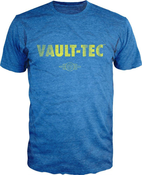 Vault-Tec Rugged Style - Fallout T-shirt