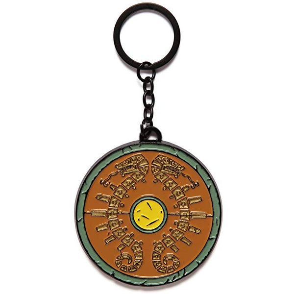 Link's Shield - 2-sided Legend of Zelda - Breath of the Wild Keychain [Limited Stock]