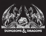 D&D White Dragons - Dungeons & Dragons T-shirt