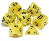 RPG Gaming Dice Sets - Role Playing Game Polyhedral Dice