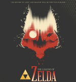 Legend of Zelda - Full Set of 7 Classic Game Posters