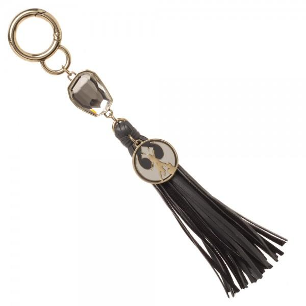 Rey Kyber Crystal - Ep. 8 Star Wars Keychain With Leather Tassel [Limited Stock]
