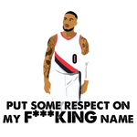 "Damian Lillard ""Respect On My Name"""