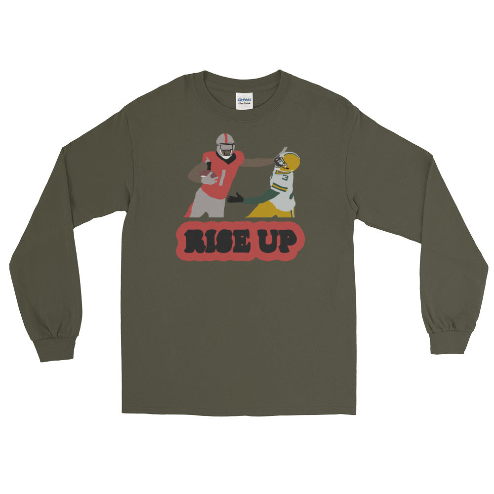 ATL Rise Up Long Sleeve T-Shirt