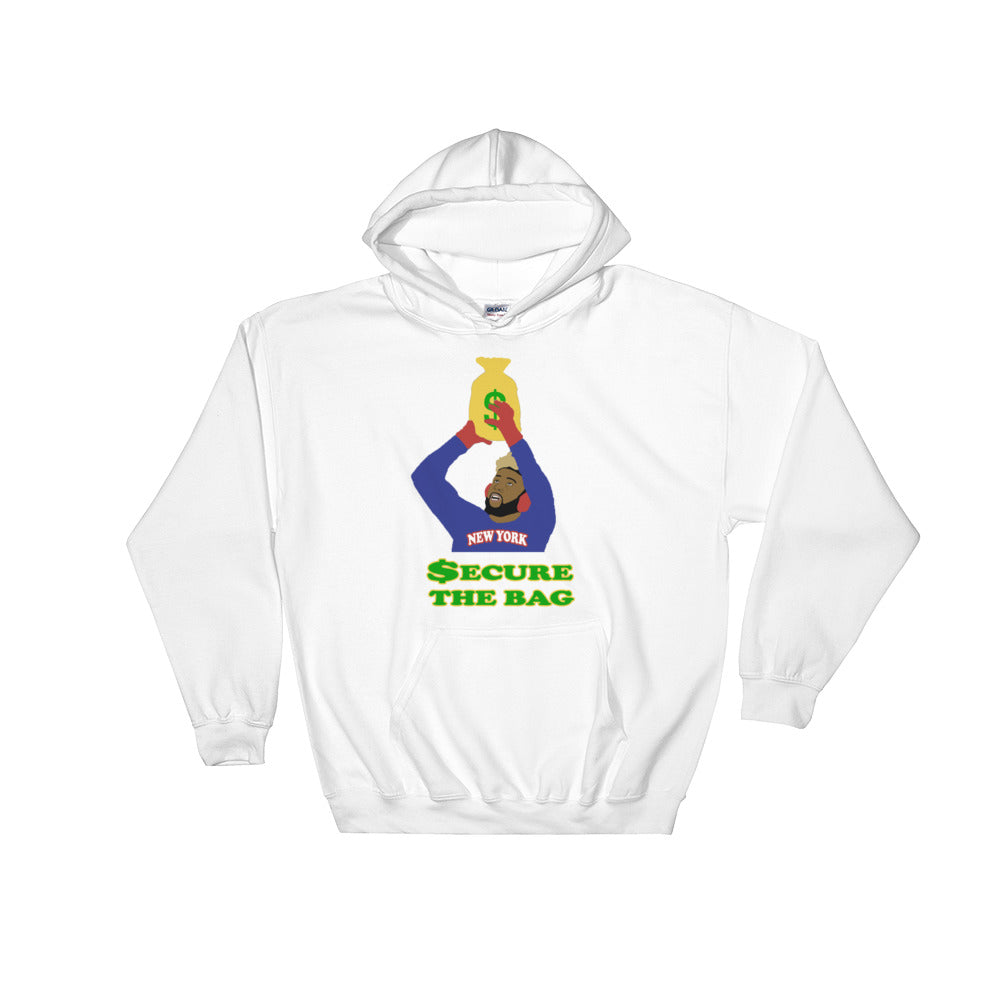 OBJ Secure The Bag Hooded Sweatshirt