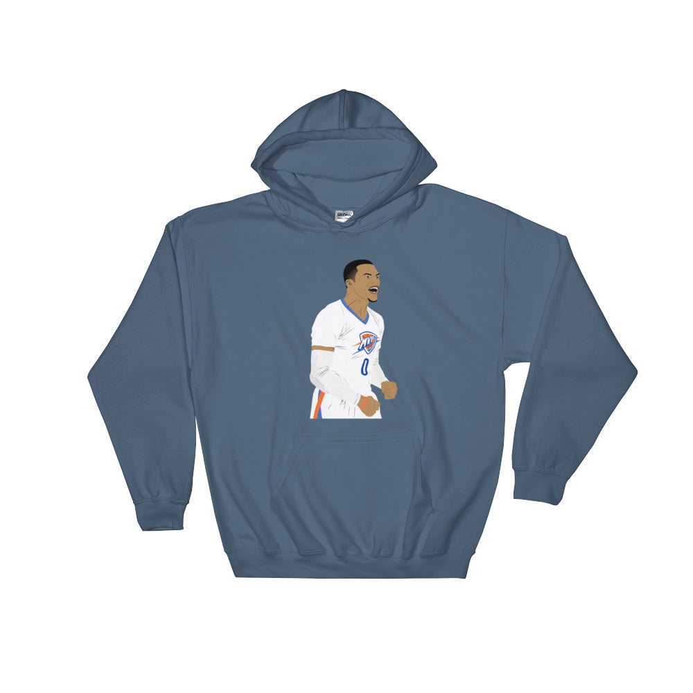MVP Russ Hooded Sweatshirt