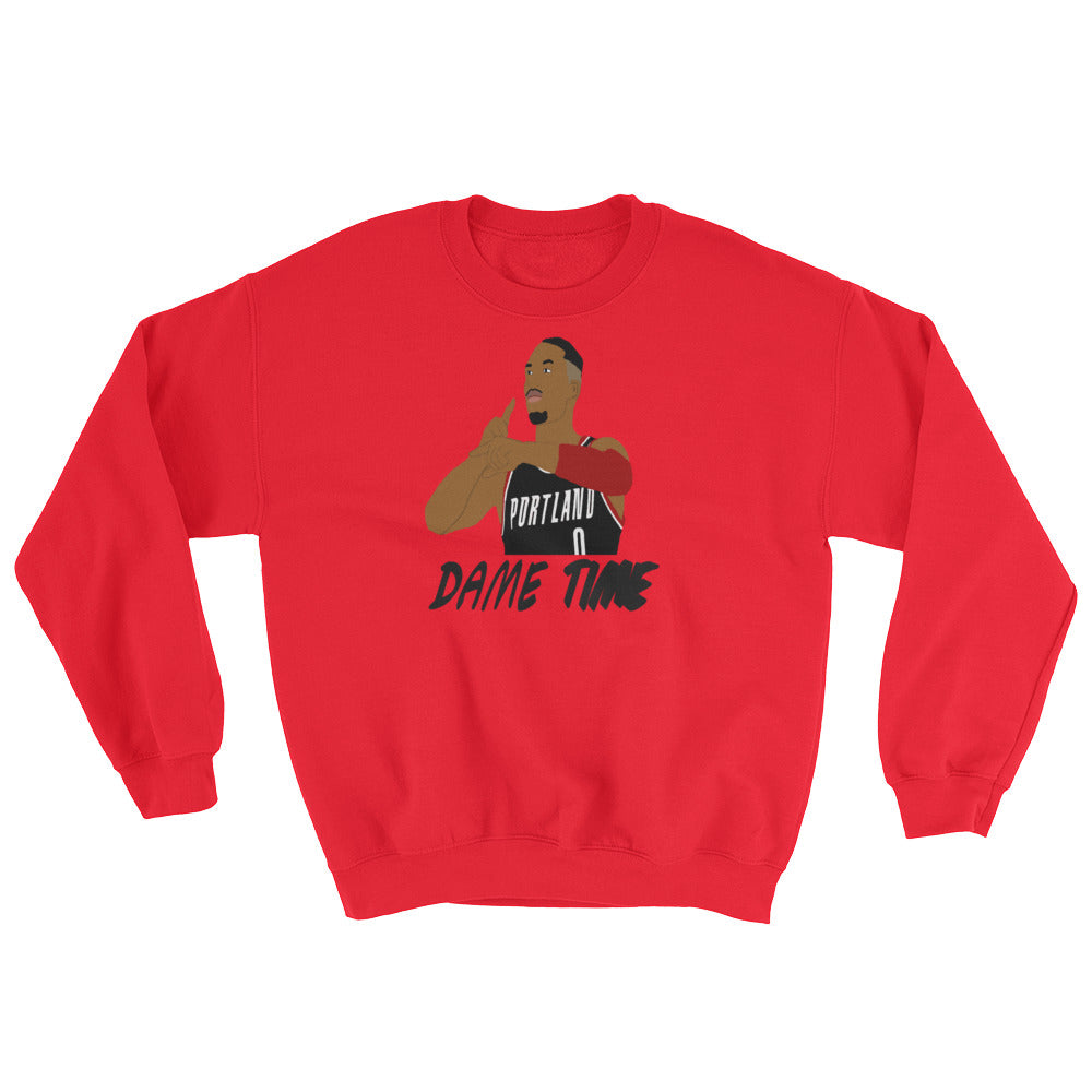 Dame Time Sweatshirt