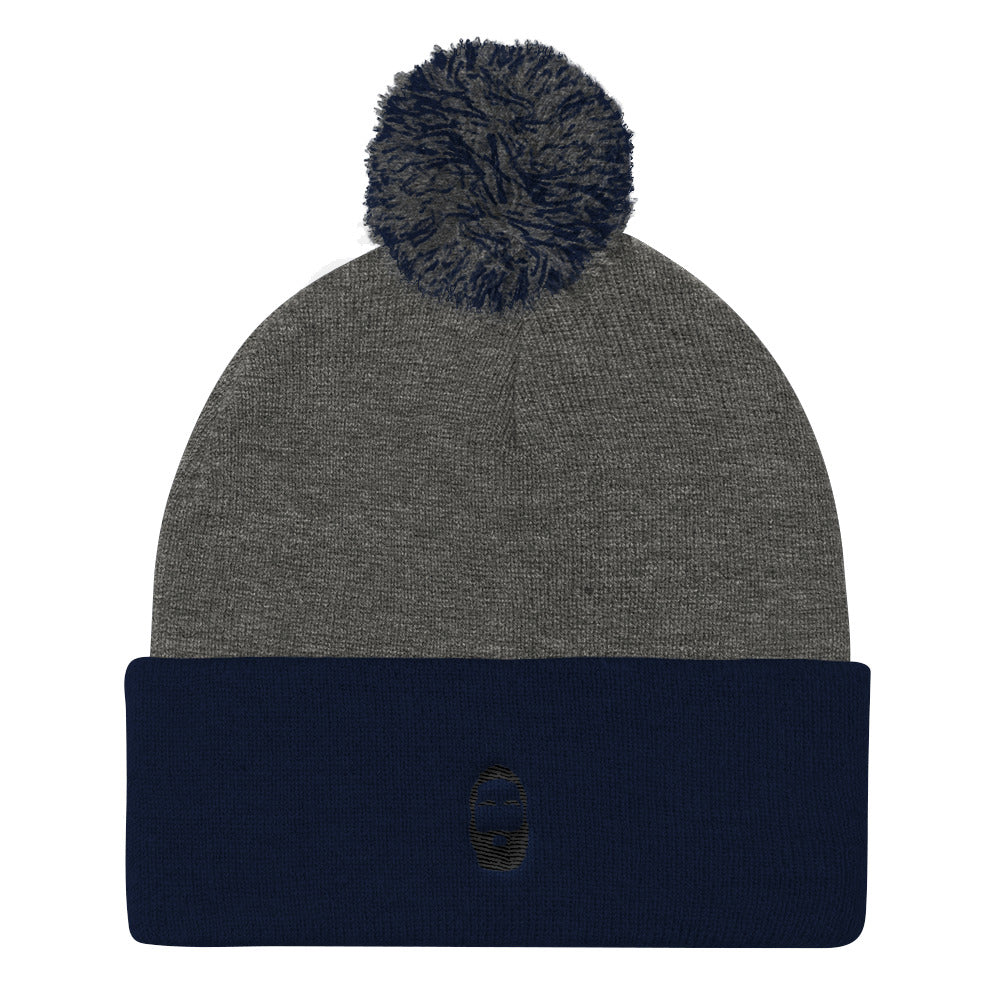 The Beard Knit Cap