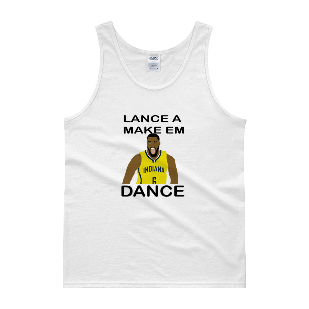 Lance A Make Em Dance Tank top