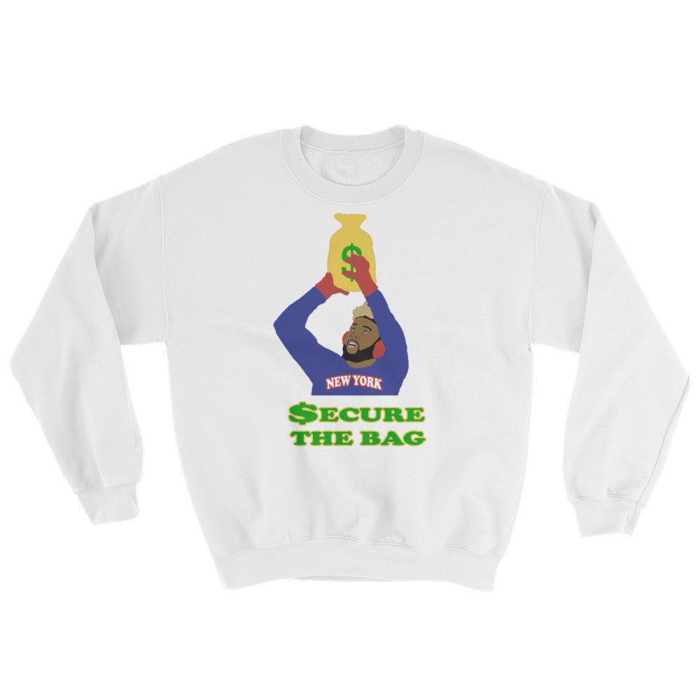 OBJ Secure The Bag Sweatshirt