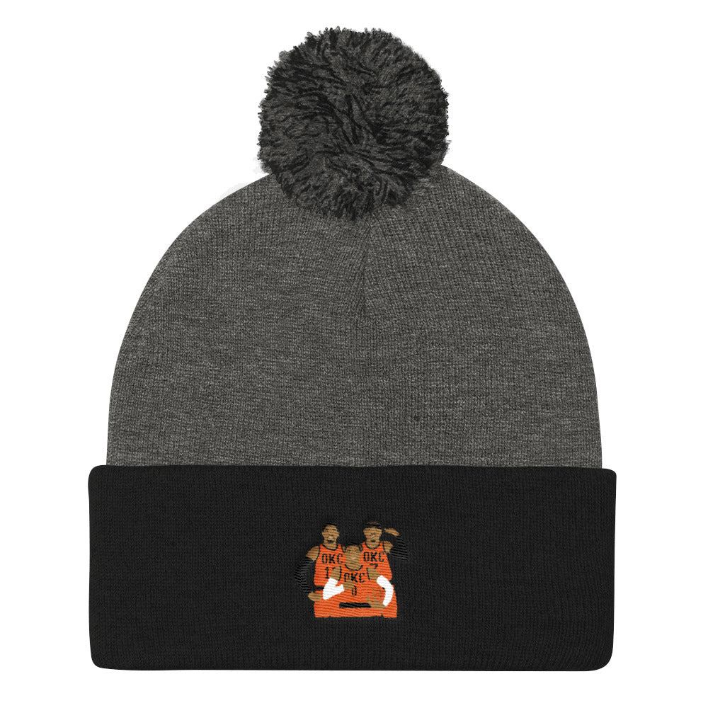 "OKC ""Superteam"" Knit Cap"