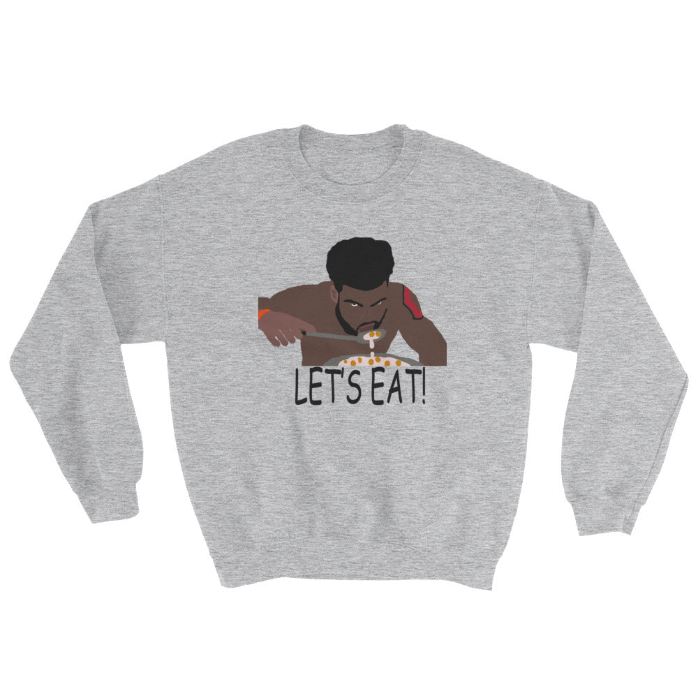 "Zeke ""Let's Eat"" Sweatshirt"