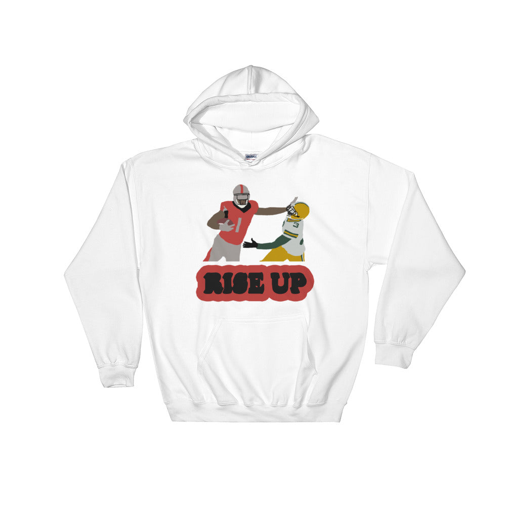 ATL Rise Up Hooded Sweatshirt